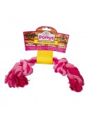 Pet Brands Floss Cotton Pork Bone