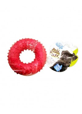 Pet Brands Rubba Tuff Hoop Toy