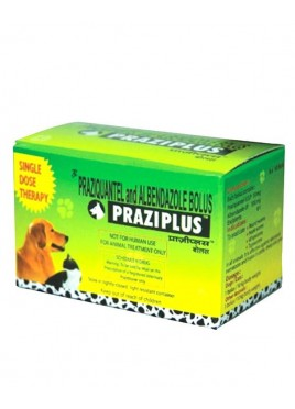 Petcare Praziplus Dewormer For Dog and cat-10Tablets