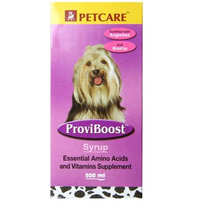 Petcare Proviboost Syrup Supplement For Dog - 500ml