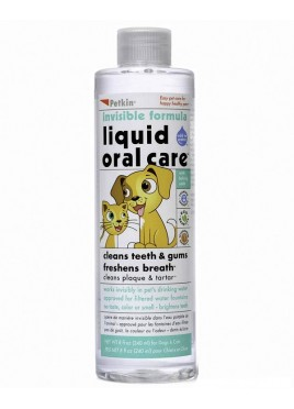 Petkin Liquid Oral Care For Dog - 240 ml