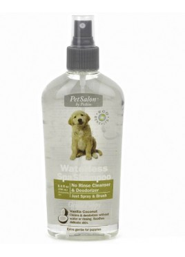 Petkin Waterless Spa Shampoo - Gentle Puppy 250ml