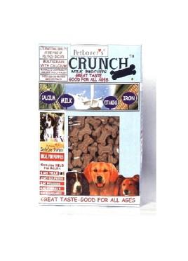 Petlovers Crunch Puppy Milk Biscuits (900gm)