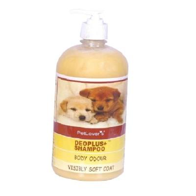Petlovers Deoplus Shampoo 1-Litre