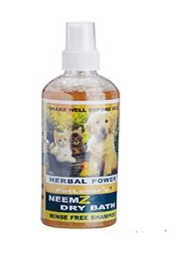 Petlovers Dry Bath Neem (200ml)