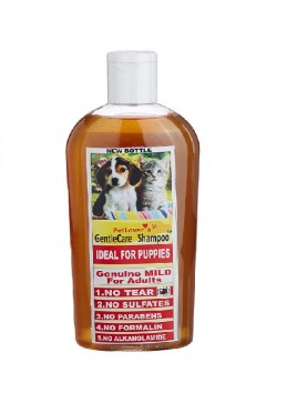 Petlovers Gentle Care shampoo for dog (200ml)