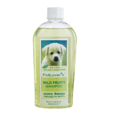 Petlovers Mild Fruity Shampoo (500ml)
