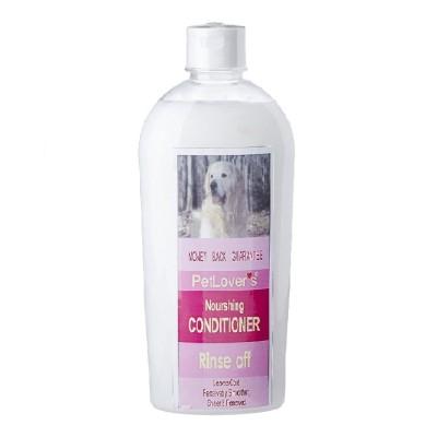 Petlovers Rinse Off Conditioner (200ml)