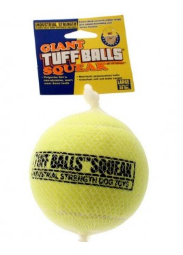 PetSport Giant Tuff Ball Squeak Sound Dog Toy