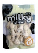 Rena Milky Chew Bone Style Dog Treat - 15 Pieces