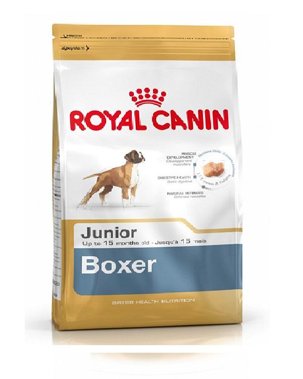 buy royal canin junior boxer dog food 3 kg royal canin dog food online. Black Bedroom Furniture Sets. Home Design Ideas