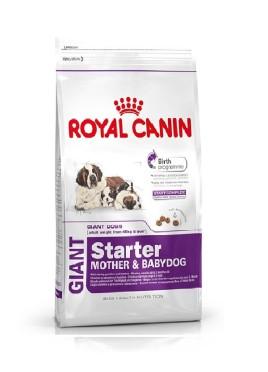 royal canin starter dog food for giant breeds 4 kg. Black Bedroom Furniture Sets. Home Design Ideas