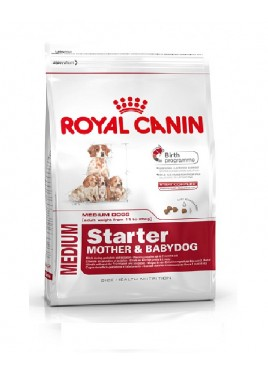 Royal Canin Medium Starter 4 kg
