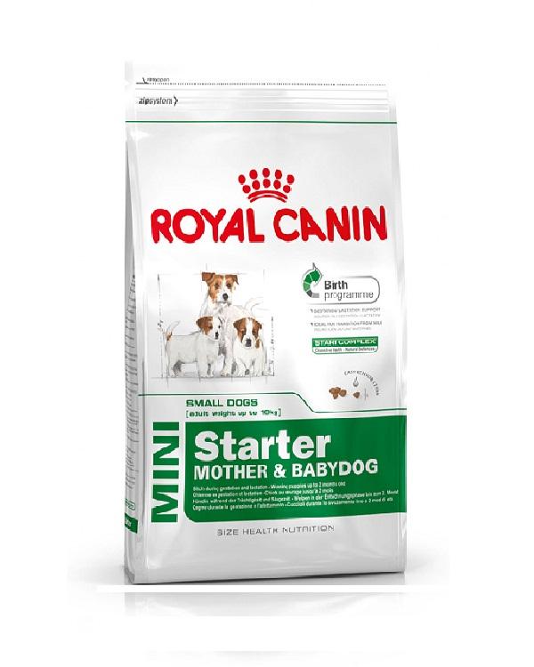 buy royal canin mini starter dog food royal canin dog. Black Bedroom Furniture Sets. Home Design Ideas