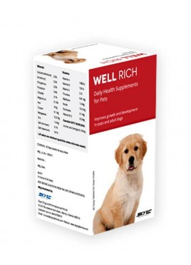 Sky Ec Well Rich Supplement 30 Tablets