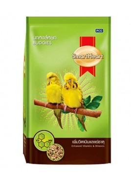 SmartHeart Bird Food Budgies 1kg