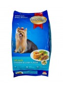 Smartheart Adult Small Breed Dog Food Chicken & Liver (3kg)