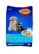 Smartheart Puppy Dog Food Chicken, Egg & Milk (3kg)