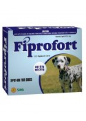 Sava Healthcare Fiprofort for Dogs with 10 to 20 kg body Weight