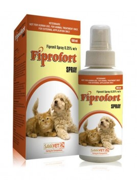 Sava Healthcare Fiprofort Spray 100 ml