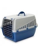 Savic Dog Carrier Light Blue - Medium - LxWxH - 24x16x15 inch