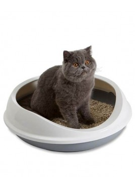 Savic Figaro Cat Litter Tray 55,00cm X 48,50cm X 15,50cm