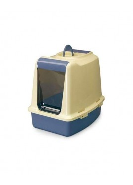 Savic Sphinx Cat Toilet (Blue)