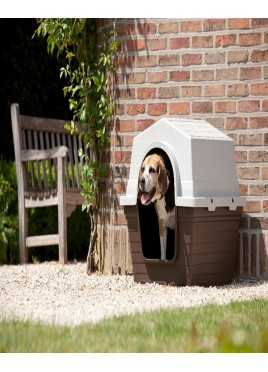 Savic Dog Home Kennel  Medium 82.5x24x25 Inch