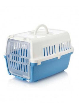 Savic Zephos -1 Pet Carrier (Atlantic Blue)