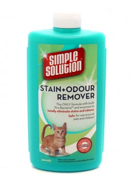 Simple Solution Stain and Odour Remover Cats 500 ml