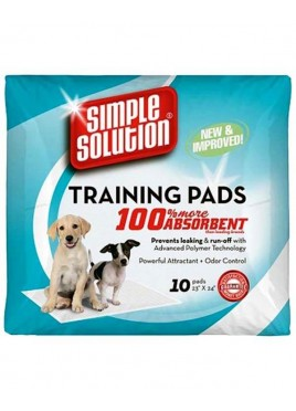 Simple Solution Pads For Puppy Training 10 pcs