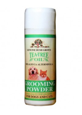 Tea Tree Oil Grooming Powder 100gm