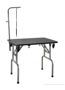 Toex Dog Show Table with Casters For Dog