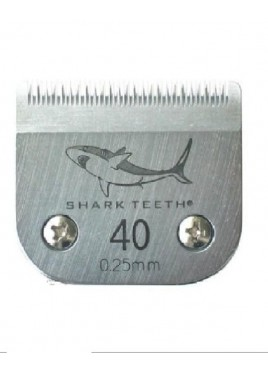 Toex Aeolus Shark Teeth Clipper Blade (ST-40, 0.25mm)