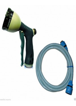 Toex Aeolus 8 Mode Water Sprayer With Hose (WS-001)