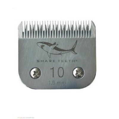 Toex Aeolus Shark Teeth Clipper Blade (ST-10, 1.6mm)