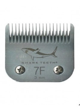 Toex Aeolus Shark Teeth Clipper Blade (ST-7F, 3mm)