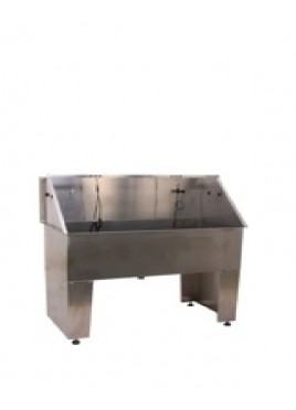 Toex Aeolus Stainless Steel Bathing Tub Full Size (BTS-136)