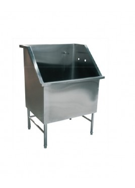 Toex Aeolus Stainless Steel Bathing Tub Regular Size (BTS-85)