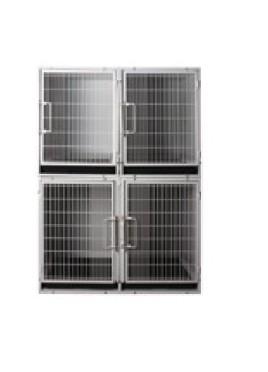 "Toex Modular Cage Bank System (KA-505D1) (44\""W x 26\""D x 61\""H)(1L+2M)"