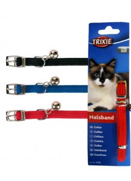 Trixie Assortment Elastic Cat Collars 6 pcs