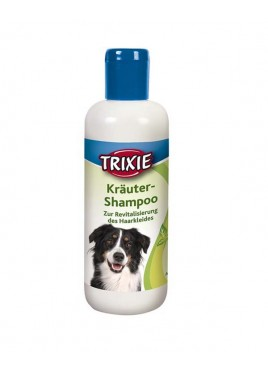 Trixie Herbal Shampoo For Dog (250ml)
