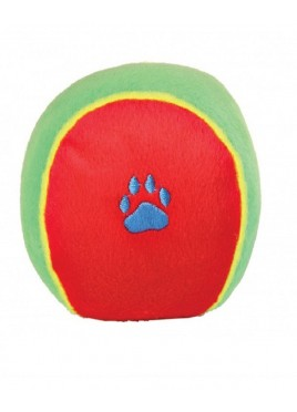 Trixie Plush Ball Toy For Dog (2.5 Inch)