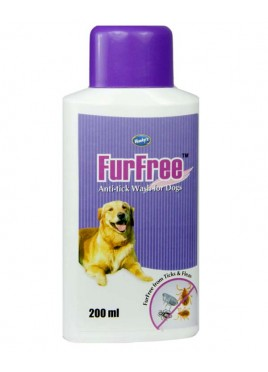 Venkys Furfree Shampoo 200 ml