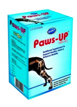 Venkys Pet Paws Up Nutritional Supplement 60 tabs