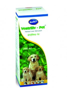 Venkys Ventriliv Pet Liver Tonic 200 ml