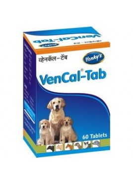 Venkys Vencal-Tab Plus (60 tabs)