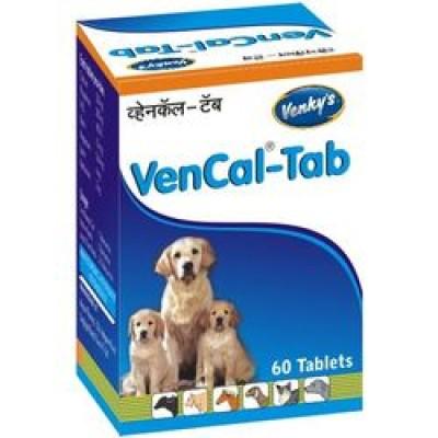 Venkys Vencal Tab Plus 60 tabs