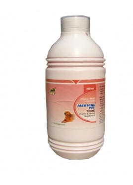 Vetoquinol Merical Choco Meat Flavour Pets Tonic  360ml