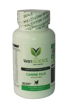 Msd Canine Plus Multivita Supplement-30 Caps